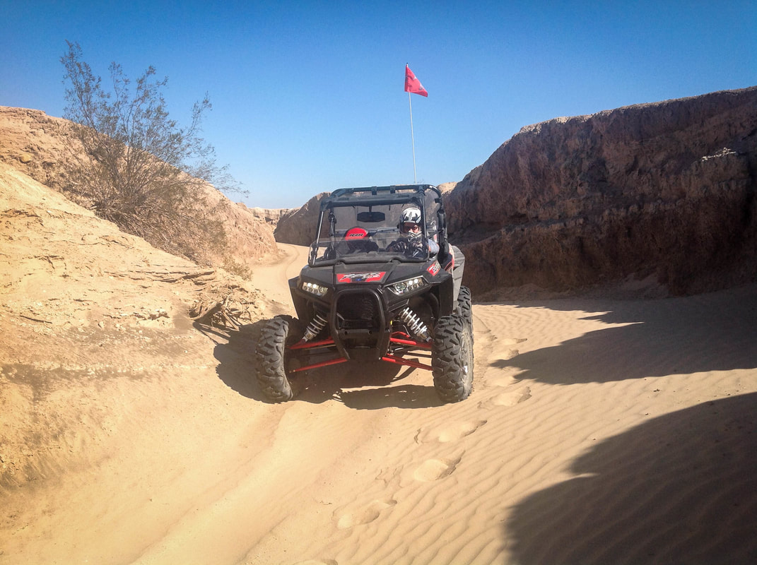 About The Ride Ironwoods Off Road Rentals