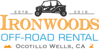 Ironwoods Off-Road Rentals